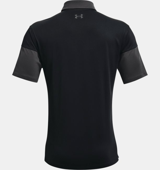 Mens UA T2G Blocked Polo