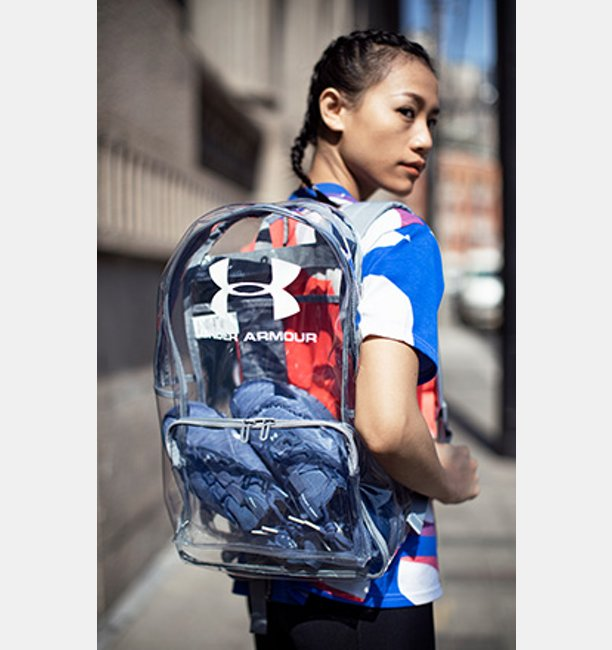 UA Clear Backpack