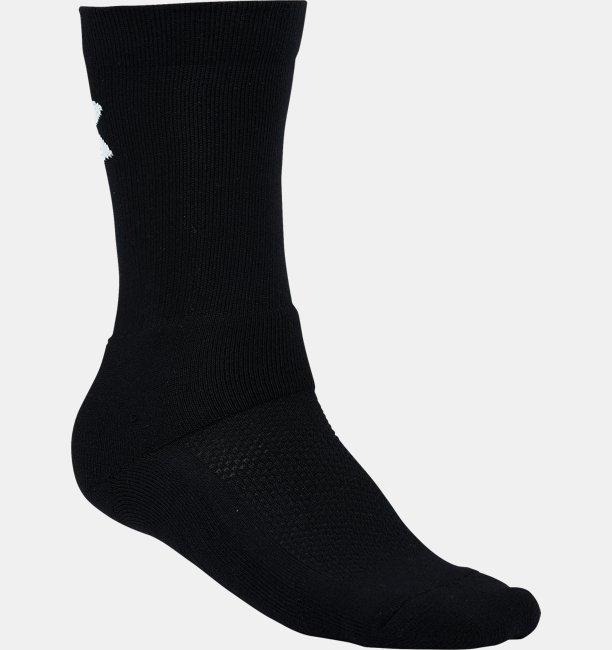 UAバスケットボール クルーソックス(バスケットボール/ソックス/MEN)