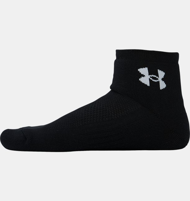 UA BASKETBALL SOCKS LOW