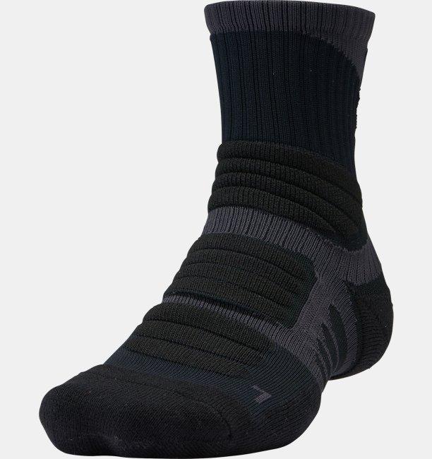 UAドライブ クルーソックス(バスケットボール/MEN)