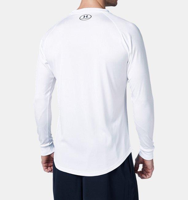 UAロングショット ロングスリーブ Tシャツ(バスケットボール/Tシャツ/MEN)