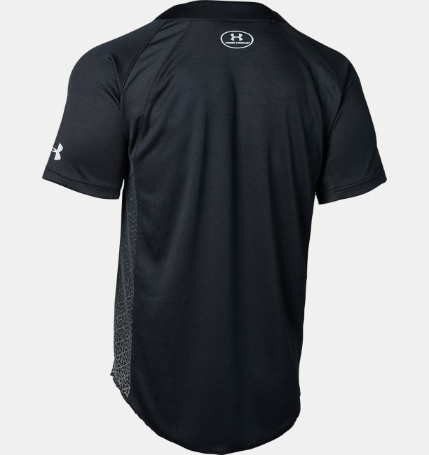 UA Stand Collar BB Shirt
