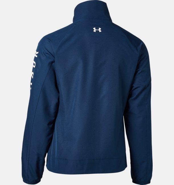 UA Tricot Woven FZ Jacket