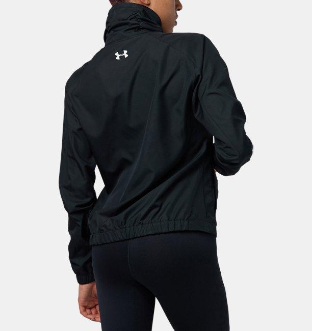 UA Printed Woven FZ Jacket