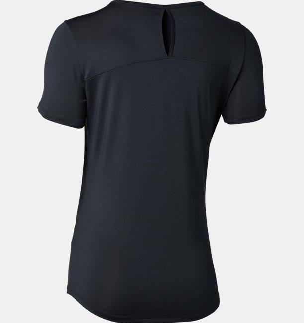 UAスピードストライド ショートスリーブ クルー(ランニング/Tシャツ/WOMEN)