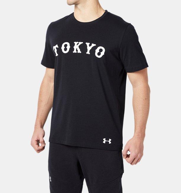 UAジャイアンツ チャージドコットンTシャツ<TOKYO>(ベースボール/Tシャツ/MEN)