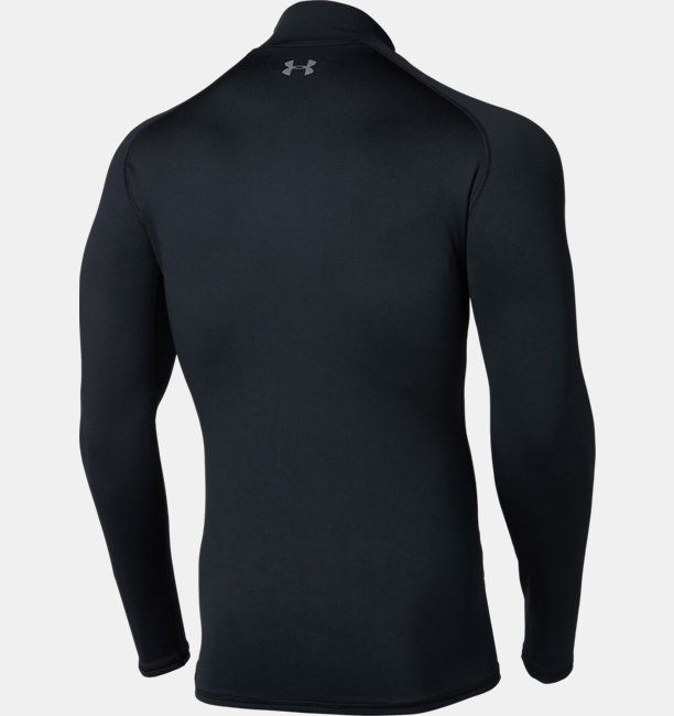 UA CG Fitted Long Sleeve Mock