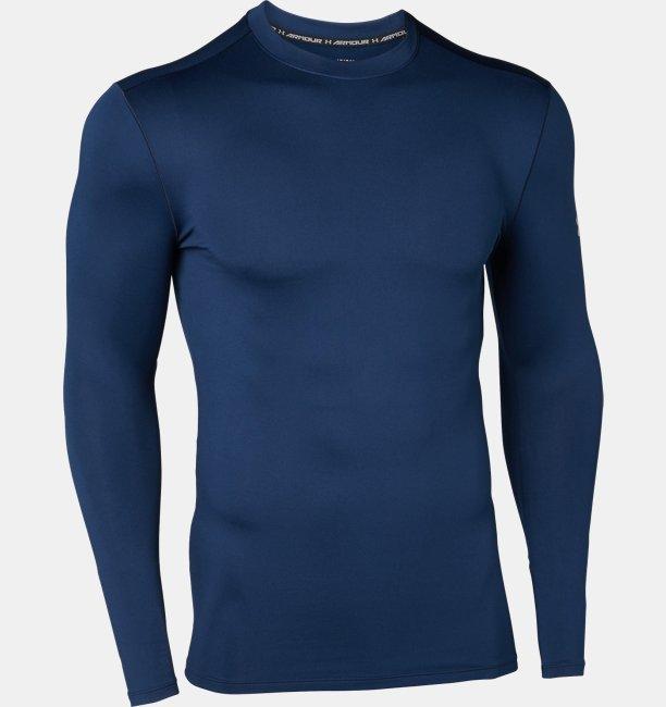 UAコールドギアアーマー クルー(トレーニング/MEN)