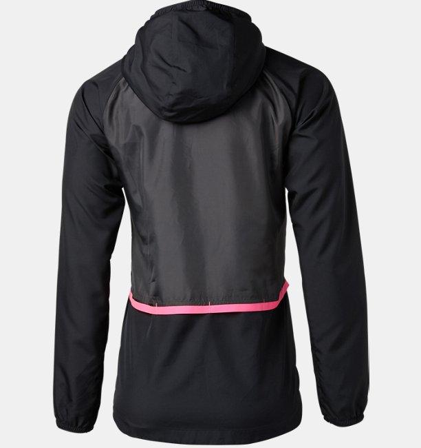 UAウーブン ジャケット(ランニング/WOMEN)