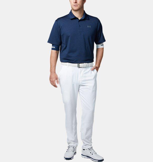 【アウトレット】UAクールスイッチ フィッティド HS Vネック(ゴルフ/ベースレイヤー/MEN)