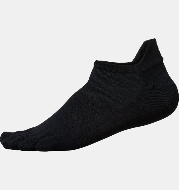 UA Run 5 Toe Socks