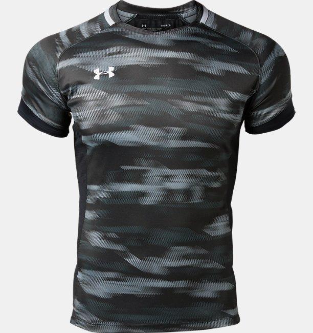 UA Graphic Mesh Shirt