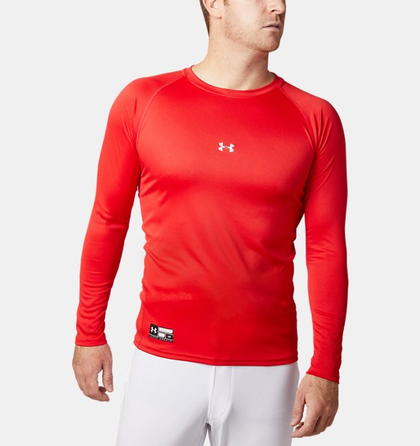 UA Speed Tech Fitted LS Crew