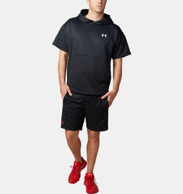 UA  Amour Sweat Shorts