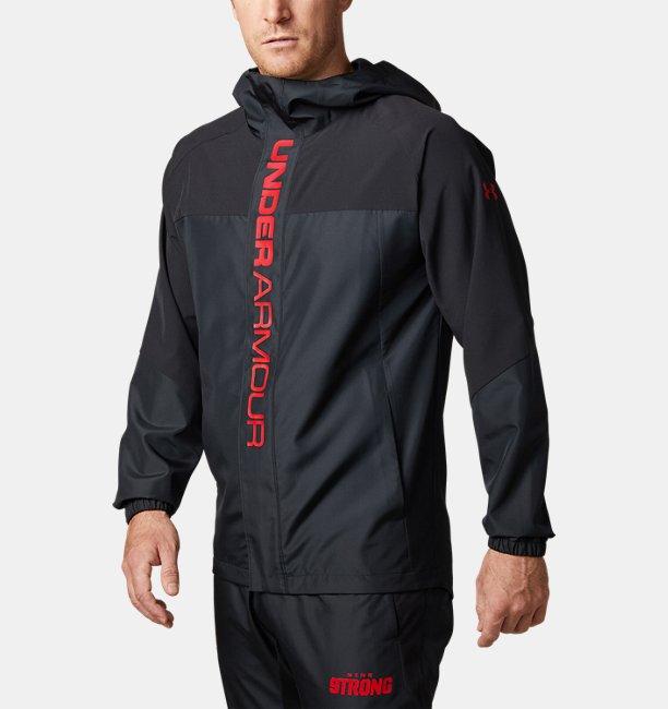 UA 9 Strong SWoven Jacket