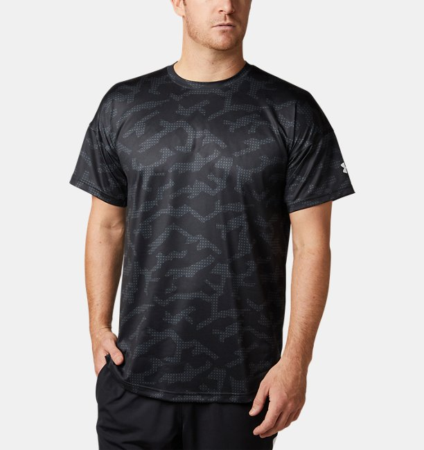 UA Tech Seasonal Graphic TShirt