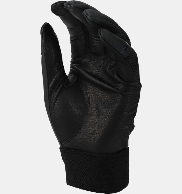 UA 9 Strong Stealth Batting Glove