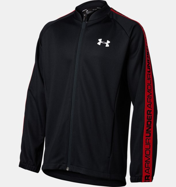 UA Baseball Youth FZ Knit Jacket