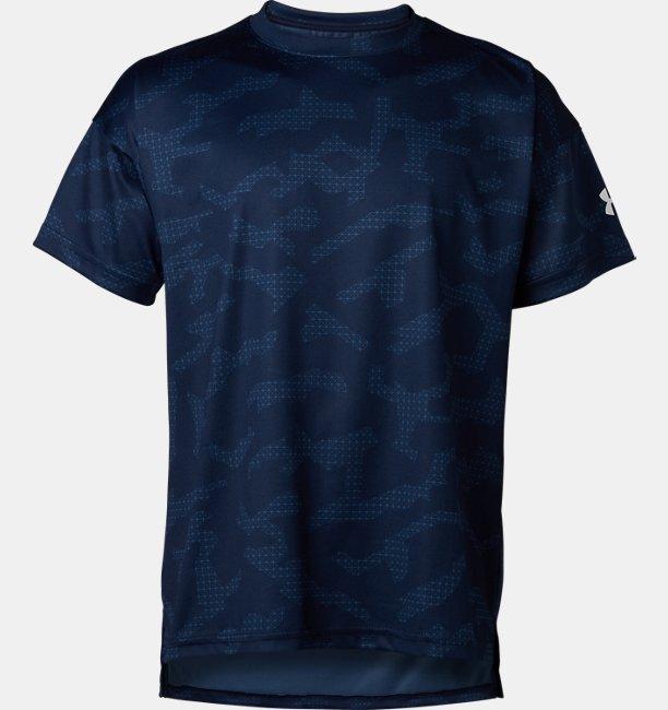 【アウトレット】UAテック グラフィック ユース Tシャツ(ベースボール/BOYS)