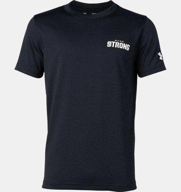 UA 9ストロング ユース Tシャツ(ベースボール/Tシャツ/BOYS)