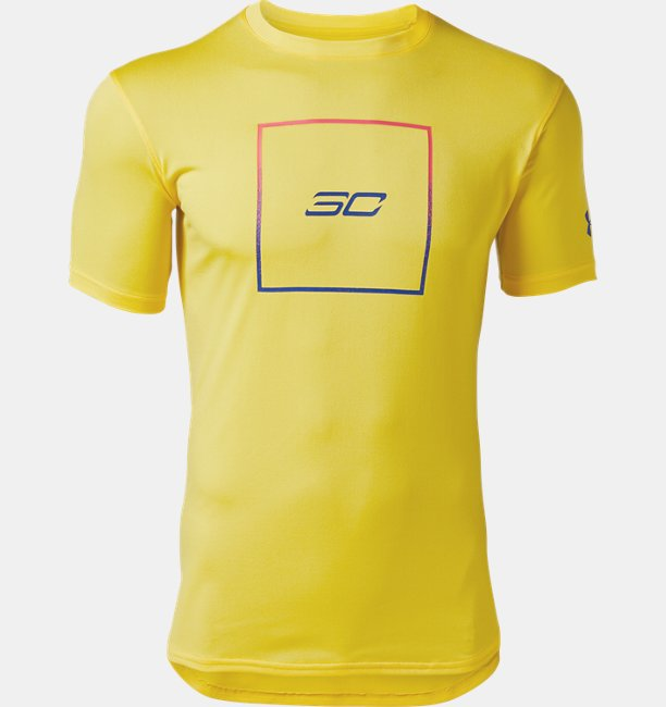 【アウトレット】UA テック SC30 ボックスロゴ Tシャツ(バスケットボール/Tシャツ/MEN)