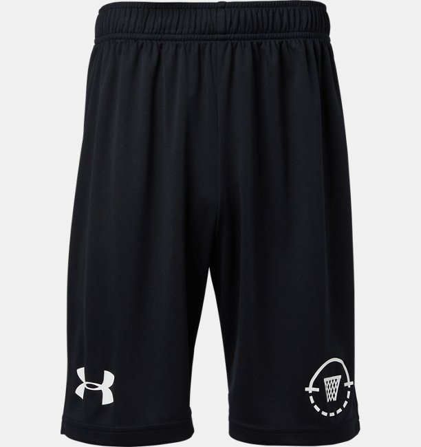 UA YOUTH FUNDAMENTAL SHORT