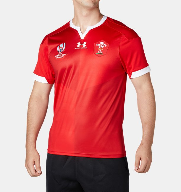 Mens WRU Replica Jersey