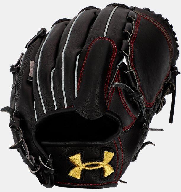 UA DL HB Pitcher Glove (R)