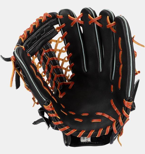 UA BL 軟式野球 外野手用グラブ(右投げ)(ベースボール/軟式グラブ/右投げ外野手用/MEN)