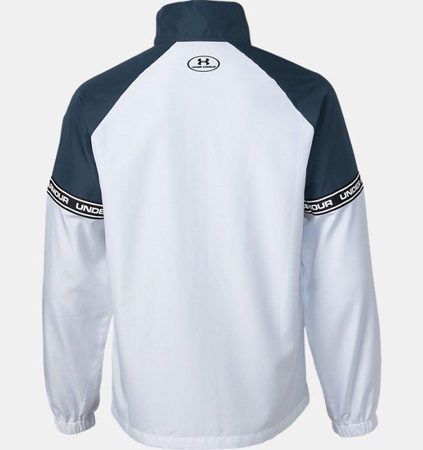 UAウーブン メッシュ ライナー ジャケット(トレーニング/ジャケット/BOYS)