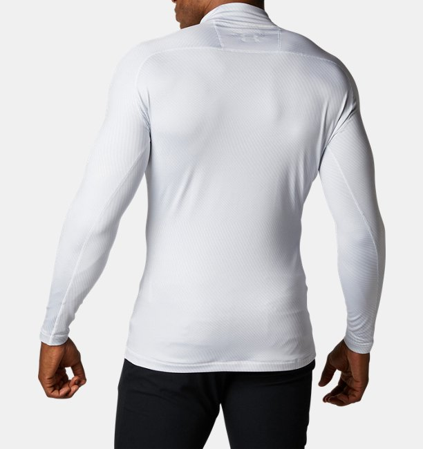 UA CG Fitted LS Mock NV