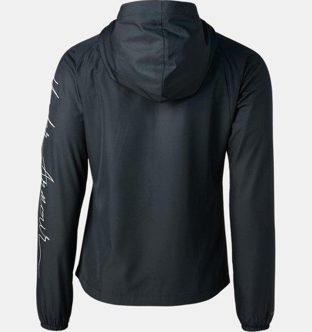 UAトリコット ライナー ウーブン ジャケット(トレーニング/ジャケット/WOMEN)