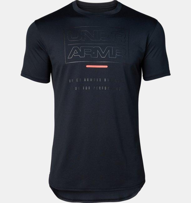 UAベースライン テック ショートスリーブ(バスケットボール/Tシャツ/MEN)