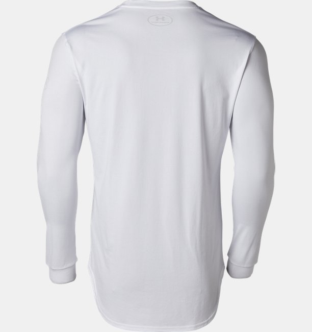 UAベースライン テック ロングスリーブ(バスケットボール/Tシャツ/MEN)