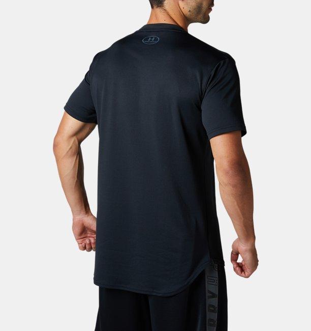 UA SC30 テック オーバーレイ ショートスリーブ(バスケットボール/Tシャツ/MEN)
