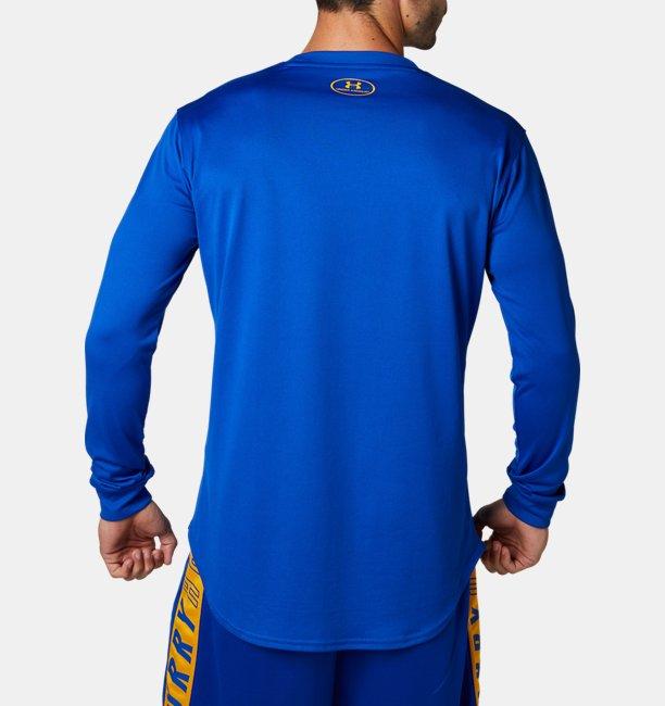 【アウトレット】UA SC30 テック トレイ OK ロングスリーブ (バスケットボール/MEN)