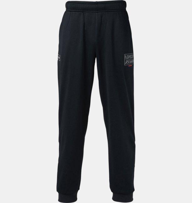 UAベースライン フリースパンツ(バスケットボール/BOYS)