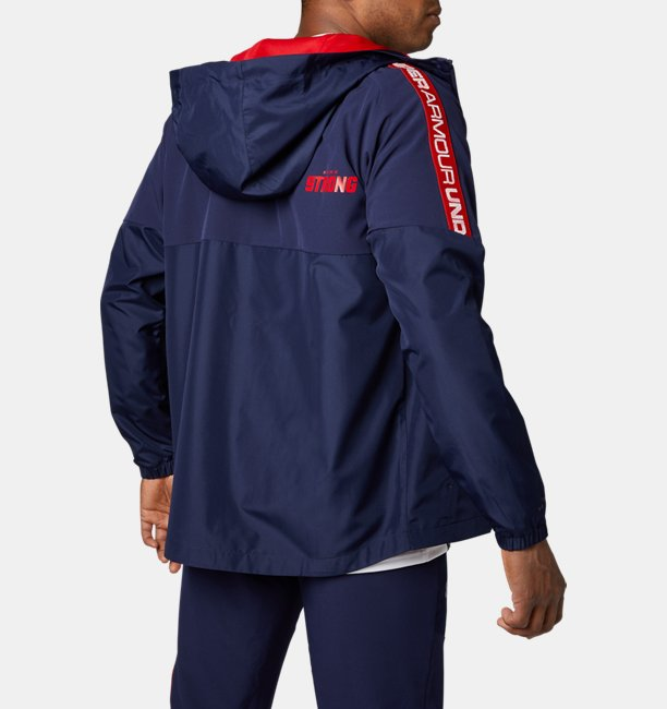 UA 9 Strong Stretch Woven Jacket