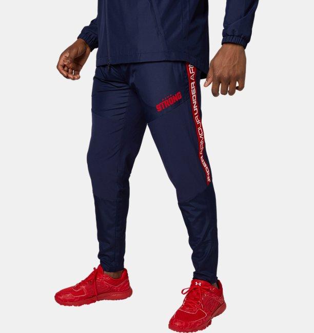UA 9ストロング ストレッチウーブン パンツ(ベースボール/ロングパンツ/MEN)