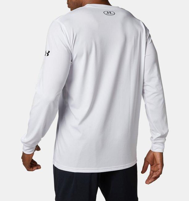 UAテック グラフィック ロングスリーブ Tシャツ(ベースボール/Tシャツ/MEN)