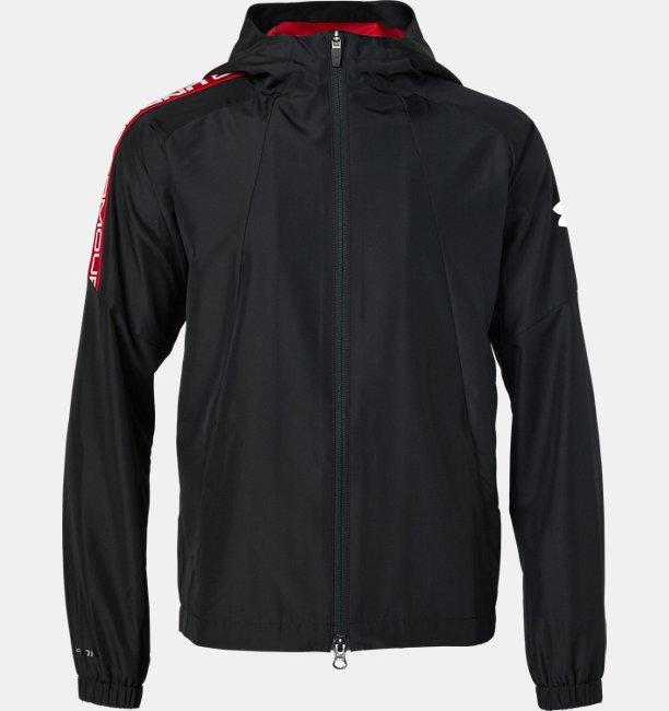 UA 9 Strong Woven Jacket Y