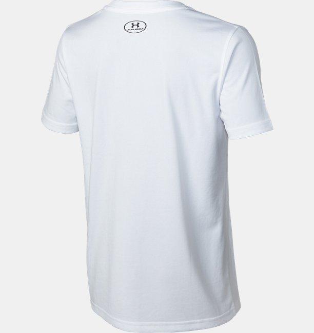 UAベースボール ワードマークT(ベースボール/Tシャツ/BOYS)
