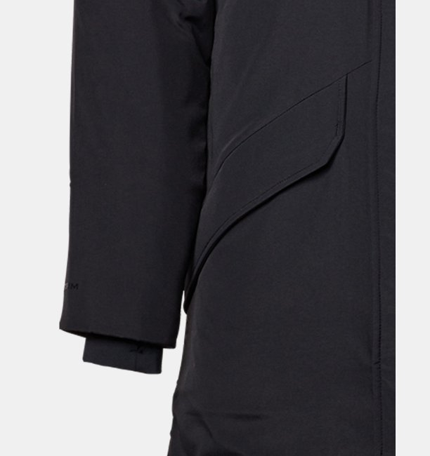 UA INSULATED LONG COAT