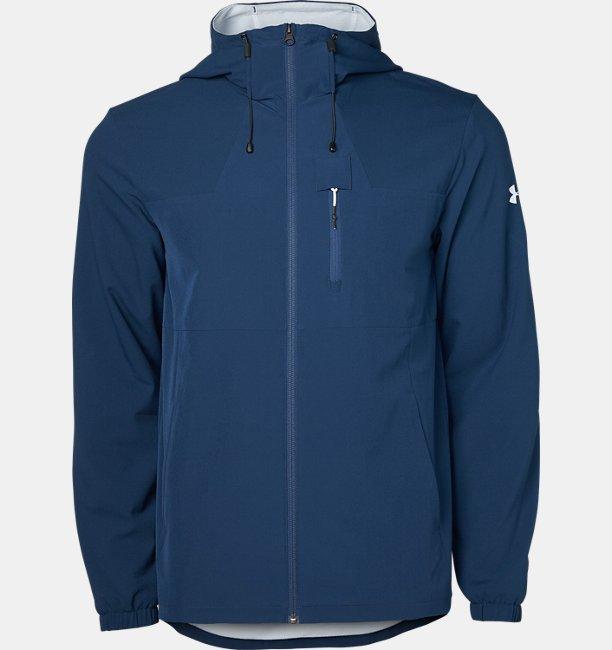 UAトリコット ライン ジャケット(トレーニング/ジャケット/MEN)