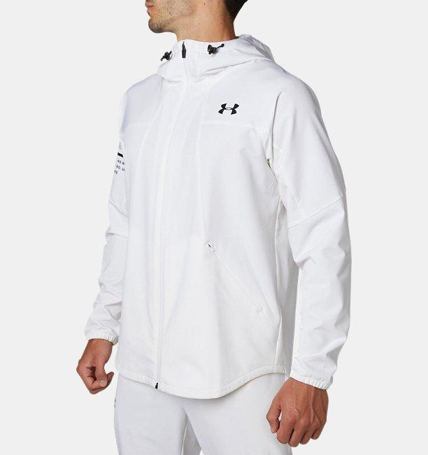 UAアンライン ウーブン ジャケット(トレーニング/MEN)