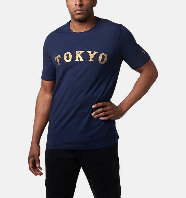 UAジャイアンツ チャージドコットンTシャツ 〈TOKYO〉(ベースボール/MEN)