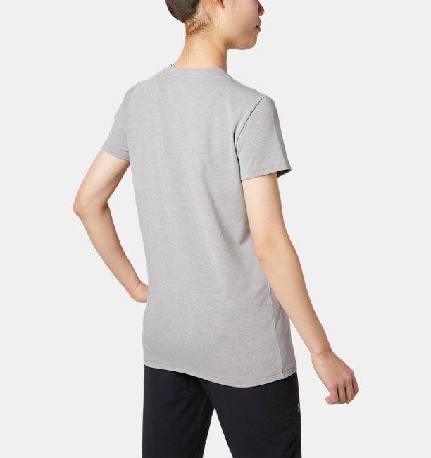 UAジャイアンツチャージドコットンカモロゴTシャツ(ベースボール/Tシャツ/WOMEN)