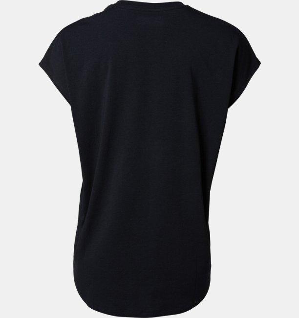 UAジャイアンツチャージドコットンオーバーTシャツ(ベースボール/WOMEN)