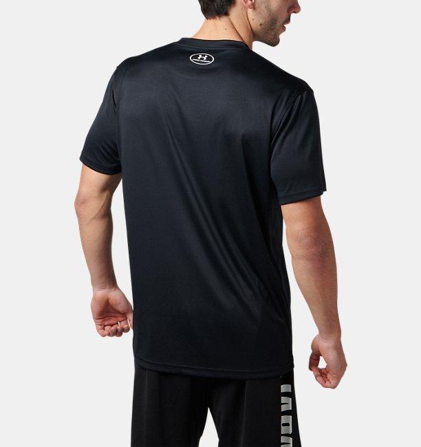UAバスケットボール JAPAN テックTシャツ バーティカルロゴ(バスケットボール/MEN)